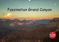 Faszination Grand Canyon (Wandkalender 2018 DIN A2 quer) von Potratz,  Andrea
