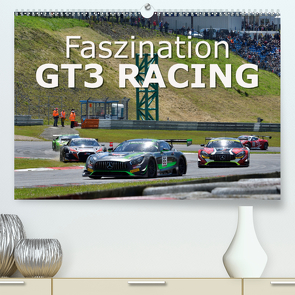 Faszination GT3 RACING (Premium, hochwertiger DIN A2 Wandkalender 2021, Kunstdruck in Hochglanz) von Wilczek,  Dieter-M.