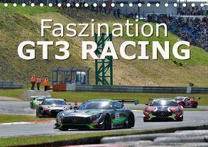 Faszination GT3 RACING (Tischkalender 2018 DIN A5 quer) von Wilczek,  Dieter-M.