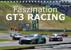 Faszination GT3 RACING (Tischkalender 2021 DIN A5 quer) von Wilczek,  Dieter-M.