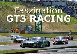 Faszination GT3 RACING (Wandkalender 2019 DIN A2 quer) von Wilczek,  Dieter-M.