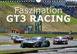 Faszination GT3 RACING (Wandkalender 2019 DIN A4 quer) von Wilczek,  Dieter-M.