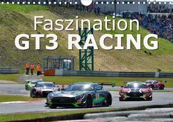 Faszination GT3 RACING (Wandkalender 2021 DIN A4 quer) von Wilczek,  Dieter-M.