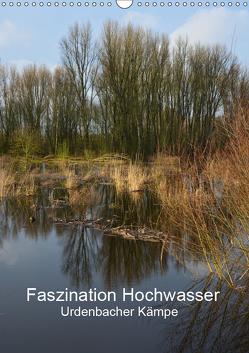 Faszination Hochwasser – Urdenbacher Kämpe (Wandkalender 2019 DIN A3 hoch) von Grobelny,  Renate