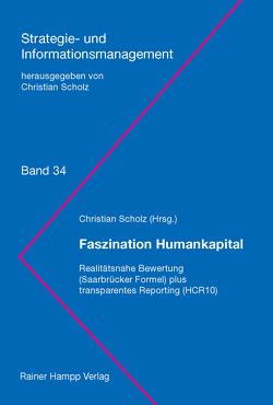Faszination Humankapital von Scholz,  Christian