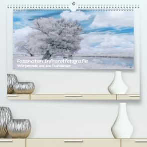 Faszination Infrarotfotografie (Premium, hochwertiger DIN A2 Wandkalender 2020, Kunstdruck in Hochglanz) von Arndt,  Maren
