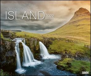 Faszination Island 2022 – Fotografie von Max Galli – Reisekalender 58,4 x 48,5 cm – Spiralbindung von Galli,  Max