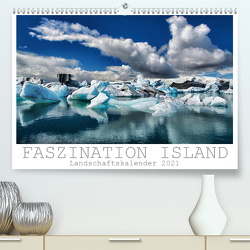 Faszination Island – Landschaftskalender 2021 / CH-Version (Premium, hochwertiger DIN A2 Wandkalender 2021, Kunstdruck in Hochglanz) von Vonten,  Dirk