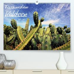 Faszination Kakteen (Premium, hochwertiger DIN A2 Wandkalender 2020, Kunstdruck in Hochglanz) von r.gue.