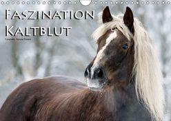Faszination Kaltblut (Wandkalender 2019 DIN A4 quer) von Dünisch - www.Ramona-Duenisch.de,  Ramona