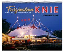 Faszination Knie Kalender 2020 von Renggli,  Thomas