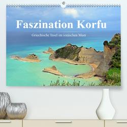 Faszination Korfu (Premium, hochwertiger DIN A2 Wandkalender 2020, Kunstdruck in Hochglanz) von Sarnade