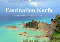Faszination Korfu (Wandkalender 2020 DIN A3 quer) von Sarnade