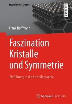 Faszination Kristalle und Symmetrie von Hoffmann,  Frank