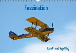 Faszination Kunst- und Segelflug (Wandkalender 2019 DIN A3 quer) von Wesch,  Friedrich