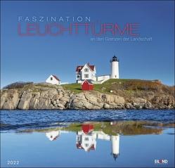 Faszination Leuchttürme Edition Kalender 2022 von Eiland