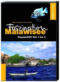 Faszination Malawisee von Mueller,  Erich, Spreinat,  Andreas