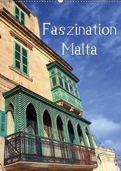 Faszination Malta (Wandkalender 2018 DIN A2 hoch) von Raab,  Karsten-Thilo