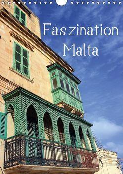 Faszination Malta (Wandkalender 2019 DIN A4 hoch) von Raab,  Karsten-Thilo