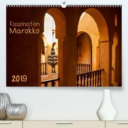 Faszination Marokko (Premium, hochwertiger DIN A2 Wandkalender 2020, Kunstdruck in Hochglanz) von Niemann,  Maro