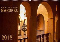 Faszination Marokko (Wandkalender 2018 DIN A2 quer) von Niemann,  Maro