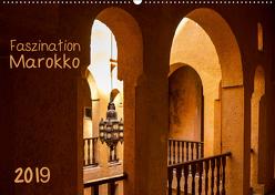 Faszination Marokko (Wandkalender 2019 DIN A2 quer) von Niemann,  Maro