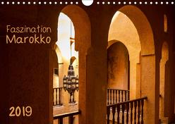 Faszination Marokko (Wandkalender 2019 DIN A4 quer) von Niemann,  Maro