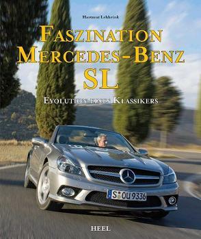 Faszination Mercedes-Benz SL von Hartmut Lehbrink, Lehbrink,  Hartmut
