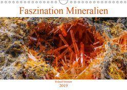 Faszination Mineralien (Wandkalender 2019 DIN A4 quer) von Störmer,  Roland