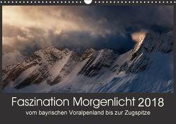 Faszination Morgenlicht (Wandkalender 2018 DIN A3 quer) von Pauli & Tom Meier,  Nina