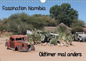 Faszination Namibia – Oldtimer mal anders (Wandkalender 2018 DIN A4 quer) von liliwe