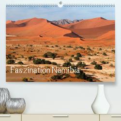 Faszination Namibia (Premium, hochwertiger DIN A2 Wandkalender 2021, Kunstdruck in Hochglanz) von Scholz,  Frauke