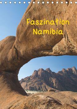 Faszination Namibia (Tischkalender 2019 DIN A5 hoch) von Scholz,  Frauke