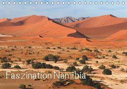 Faszination Namibia (Tischkalender 2019 DIN A5 quer) von Scholz,  Frauke