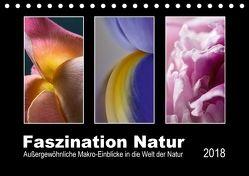 Faszination Natur (Tischkalender 2018 DIN A5 quer) von Fleiß und Karsten Schütt,  Ursula, Foto-FukS,  k.A.