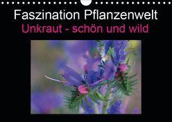 Faszination Pflanzenwelt – Unkraut, schön und wild (Wandkalender 2019 DIN A4 quer) von Rix,  Veronika