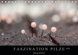 FASZINATION PILZE 2019 (Tischkalender 2019 DIN A5 quer) von Stelzner,  Georg