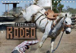 Faszination Rodeo (Tischkalender 2019 DIN A5 quer) von Bleicher,  Renate