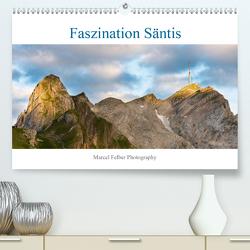Faszination SäntisCH-Version (Premium, hochwertiger DIN A2 Wandkalender 2020, Kunstdruck in Hochglanz) von Felber,  Marcel