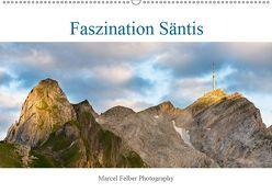 Faszination SäntisCH-Version (Wandkalender 2019 DIN A2 quer) von Felber,  Marcel