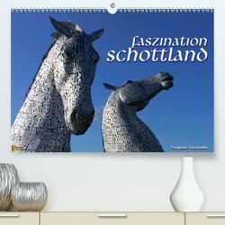 Faszination Schottland 2021 (Premium, hochwertiger DIN A2 Wandkalender 2021, Kunstdruck in Hochglanz) von Haafke,  Udo