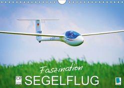 Faszination Segelflug (Wandkalender 2018 DIN A4 quer) von CALVENDO,  k.A.