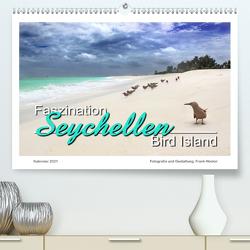 Faszination Seychellen – Bird Island (Premium, hochwertiger DIN A2 Wandkalender 2021, Kunstdruck in Hochglanz) von Höcker,  Frank