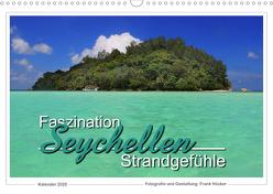 Faszination Seychellen – Strandgefühle (Wandkalender 2020 DIN A3 quer) von Höcker,  Frank