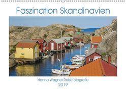 Faszination Skandinavien (Wandkalender 2019 DIN A2 quer) von Wagner,  Hanna