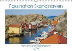Faszination Skandinavien (Wandkalender 2019 DIN A3 quer) von Wagner,  Hanna