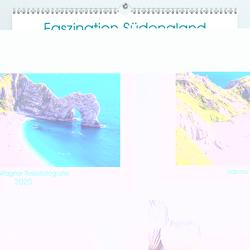 Faszination Südengland (Premium, hochwertiger DIN A2 Wandkalender 2020, Kunstdruck in Hochglanz) von Wagner,  Hanna