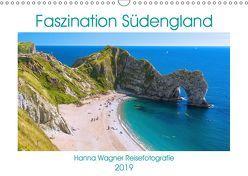 Faszination Südengland (Wandkalender 2019 DIN A3 quer) von Wagner,  Hanna