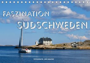 Faszination Südschweden 2018 (Tischkalender 2018 DIN A5 quer) von Haafke,  Udo