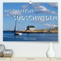 Faszination Südschweden 2020 (Premium, hochwertiger DIN A2 Wandkalender 2020, Kunstdruck in Hochglanz) von Haafke,  Udo